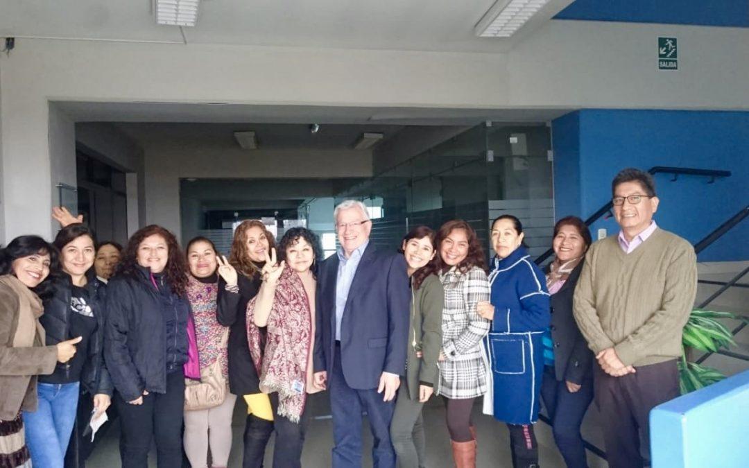 Ciclo de Charlas a Empresarias en Tacna